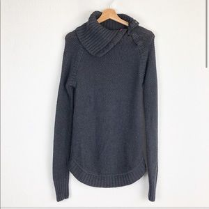 Lulu Lemon Mockneck Sweater